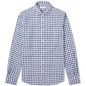 YMC Curtis Gingham Shirt