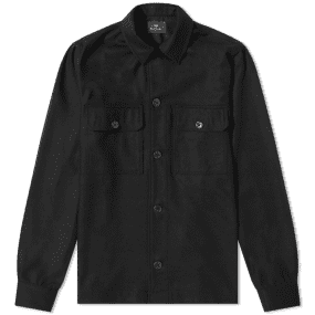 Paul Smith 2 Pocket Wool Overshirt