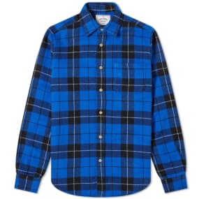 Portuguese Flannel Colorado Check Overshirt
