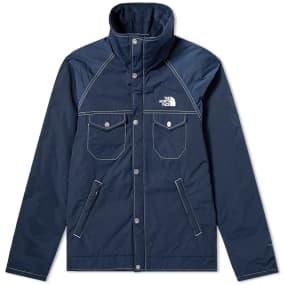 Junya Watanabe Man X The North Face Zip Jacket by Junya Watanabe Man