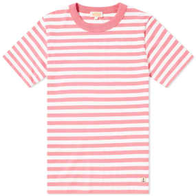 Armor Lux 77341 Stripe Tee by End.