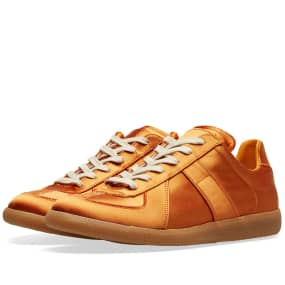 Maison Margiela 22 Replica Low Satin Sneaker