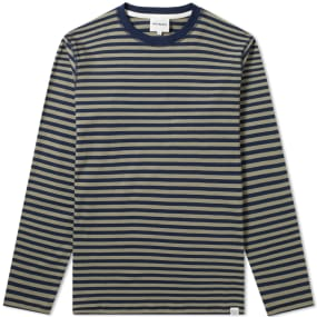 Norse Projects Long Sleeve Niels Classic Stripe Tee