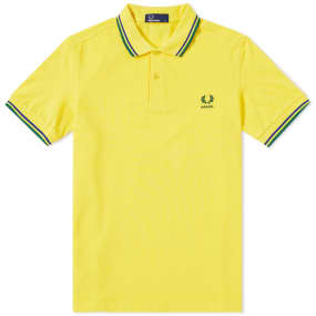 fred-perry-brazil-country-polo-shirt by fred-perry-authentic