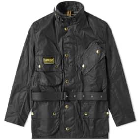 Barbour International Original Wax Jacket
