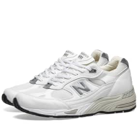 New Balance M991WHI - Made in England