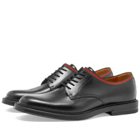 Gucci Beyond GRG Trim Derby Shoe