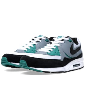 timeless design 2e5cb 6f5ef Nike Air Max Light Essential (White, Black  Mystic Green)  E