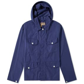Nigel Cabourn X Lybro Field Shirt Jacket by End.