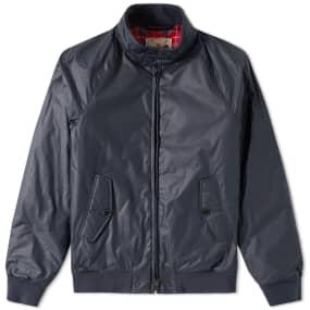 Baracuta G9 Dry Wax Harrington Jacket