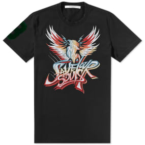 Givenchy Motorcycle Tour Tee