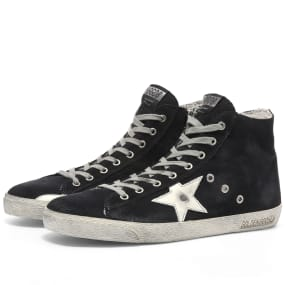 Golden Goose Francy Suede High Sneaker
