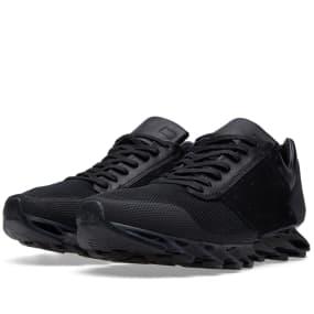 low priced 52d97 e3ac8 ... switzerland adidas x rick owens springblade low black black end. ba772  6bb9f