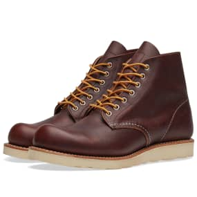 "Red Wing 8196 Heritage Work 6"" Round Toe Boot"