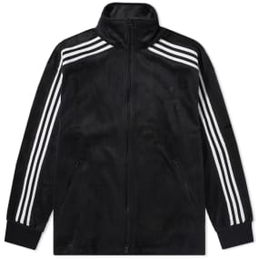 Adidas Velour Bb Track Top by End.