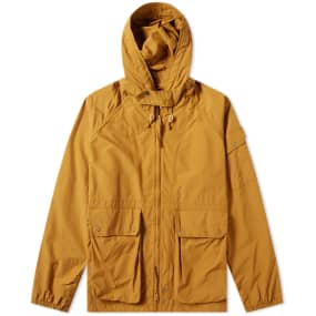Engineered Garments Atlantic Coated Nylon Parka