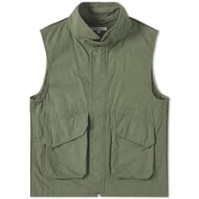 Engineered Garments Ripstop Field Vest
