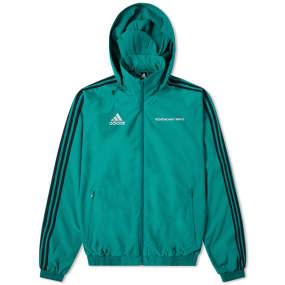Gosha Rubchinskiy X Adidas Woven Hooded Jacket by Gosha Rubchinskiy
