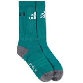 Gosha Rubchinskiy X Adidas Sock by Gosha Rubchinskiy