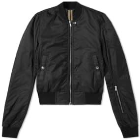 Rick Owens DRKSHDW Ripstop Flight Jacket