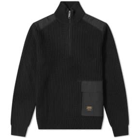 Carhartt WIP Walker Half Zip Knit