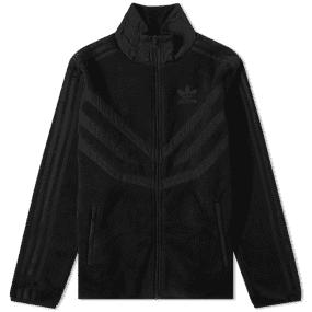 Adidas Sportive Polar Fleece Track Top