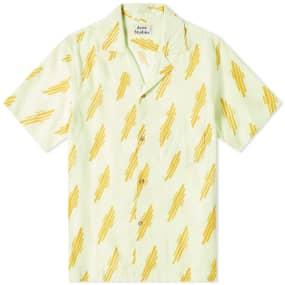 Acne Studios Simon Diagonal Vacation Shirt