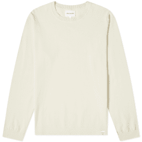 Norse Projects Sigfred Dry Cotton Crew Knit