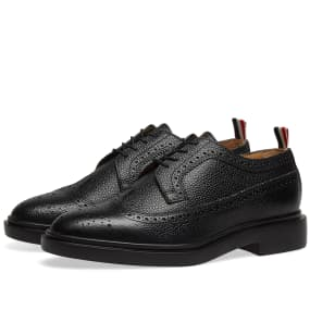 Thom Browne Classic Longwing Brogue