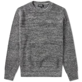 A.P.C. Lars Crew Knit