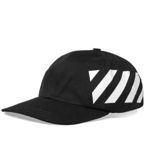 Off-White Diagonals Baseball Cap