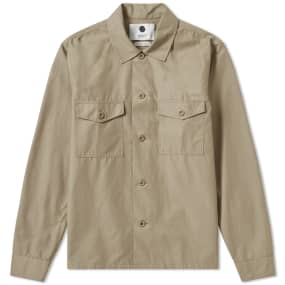 NN07 Pete Shirt Jacket