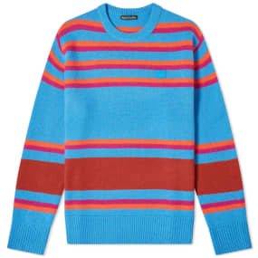 Acne Studios Nimah Stripe Face Knit
