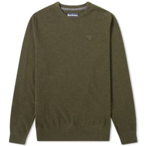 Barbour Essential Lambswool Crew Knit