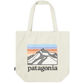 Patagonia Line Logo Ridge Market Tote