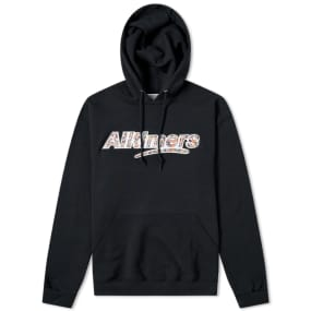 Alltimers Crowd Logo Hoody by End.