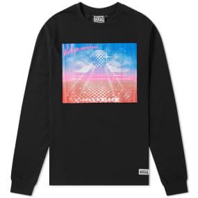 Life's A Beach Lab Long Sleeve Wish Tee by Lifes A Beach