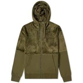 Nike Hairy Sherpa Winter Hoody by End.