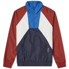 Wood Wood Gaspar 1/4 Zip Track Jacket