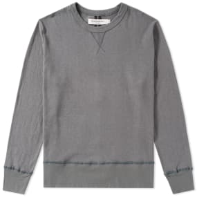 Mr. Completely Long Sleeve Hemp Tee by Mr. Completely