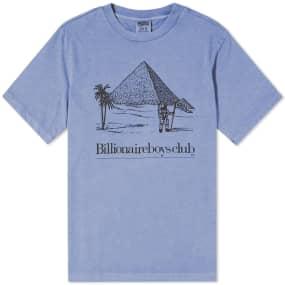 Billionaire Boys Club Pyramid Tee by End.