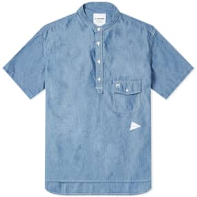 And Wander Popover Shirt