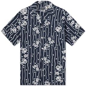 Blue Blue Japan Sakura Vacation Shirt