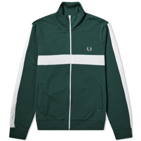 Fred Perry Contrast Stripe Track Top