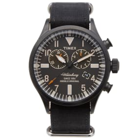 Timex Archive Waterbury Chrono Watch