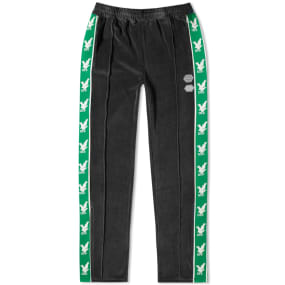 Off-White Velour Taped Track Pant