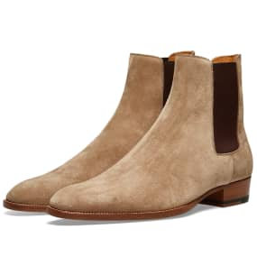 Saint Laurent Wyatt 30 Boxer Chelsea Boot