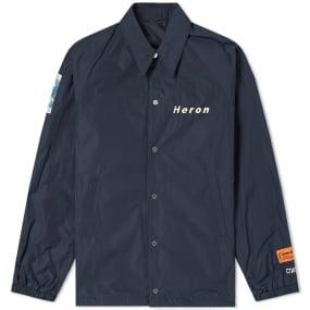 Heron Preston Ctnmb Coach Jacket by Heron Preston