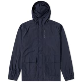 Wood Wood Clayton Hooded Jacket by Wood Wood