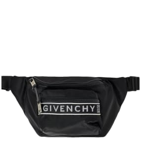 Givenchy Logo Taping Waist Bag